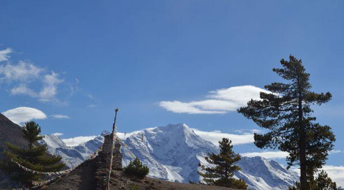 Circuito de los Annapurnas – Dia 7 :: Manang-Khangsar